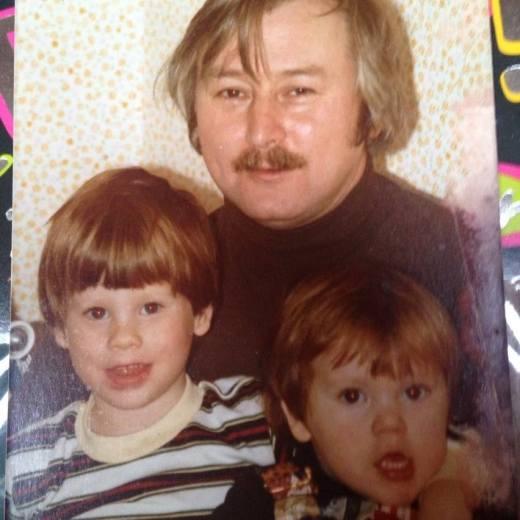 Dad Sean Brendan
