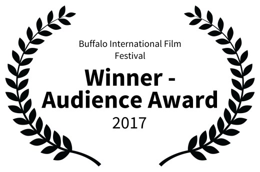 Buffalo International Film Festival - Winner - Audience Award - 2017 (White)