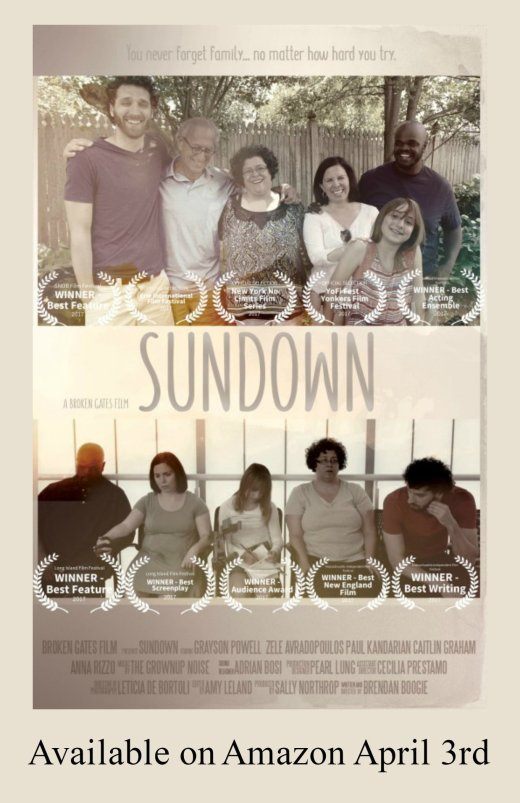 Sundown Amazon April 3 poster