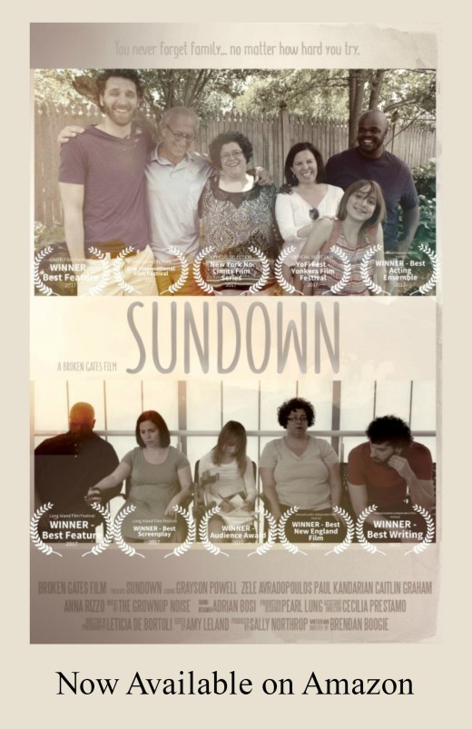 Sundown poster Now Avail.